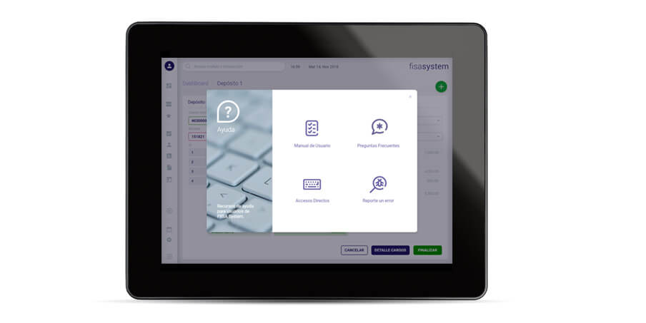 Custom finances software