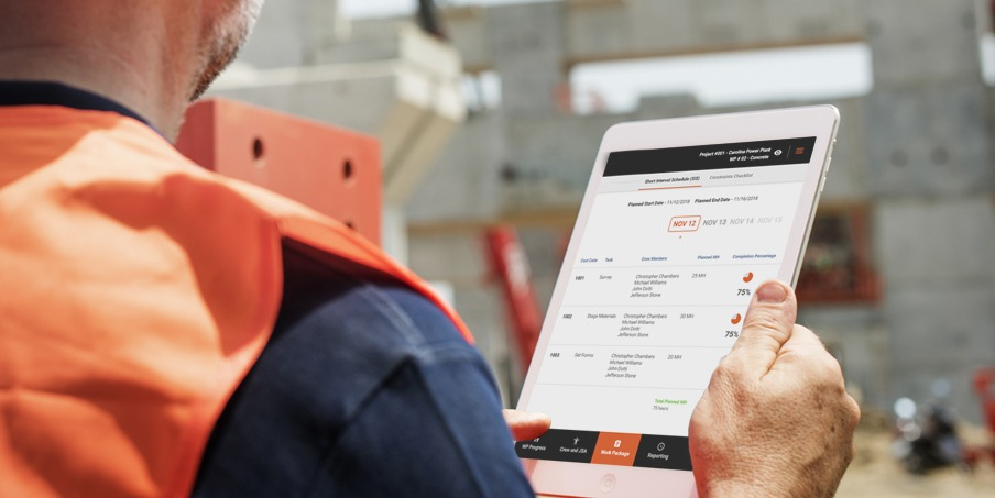 custom construction software