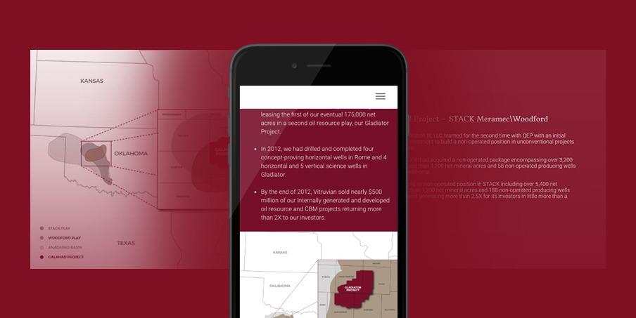 custom website redesign