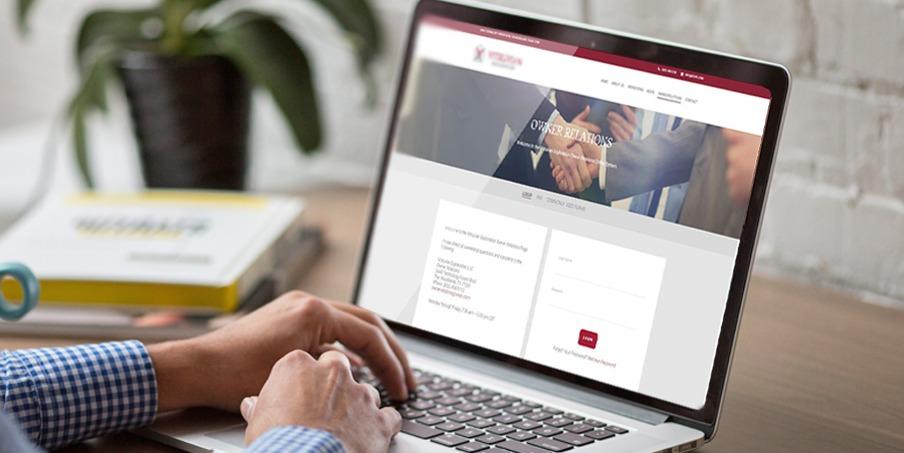 website rebranding
