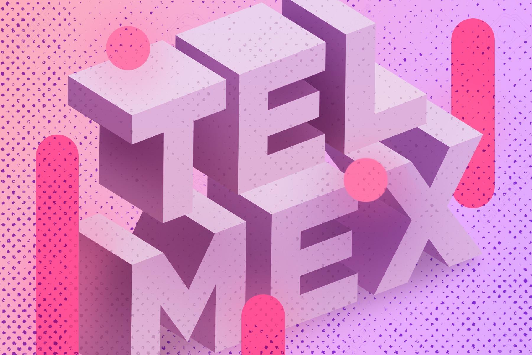 bienvenido tecnología México