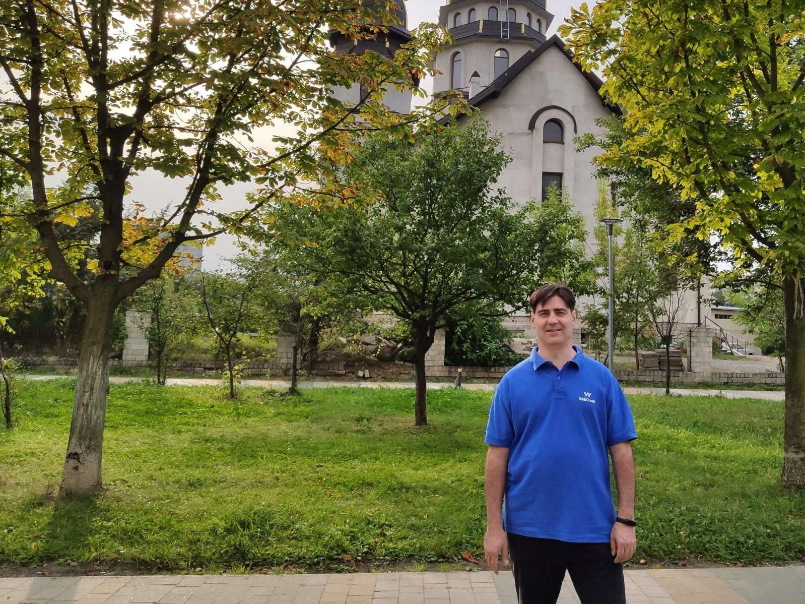 Interview Yevheniy Hordiyenko
