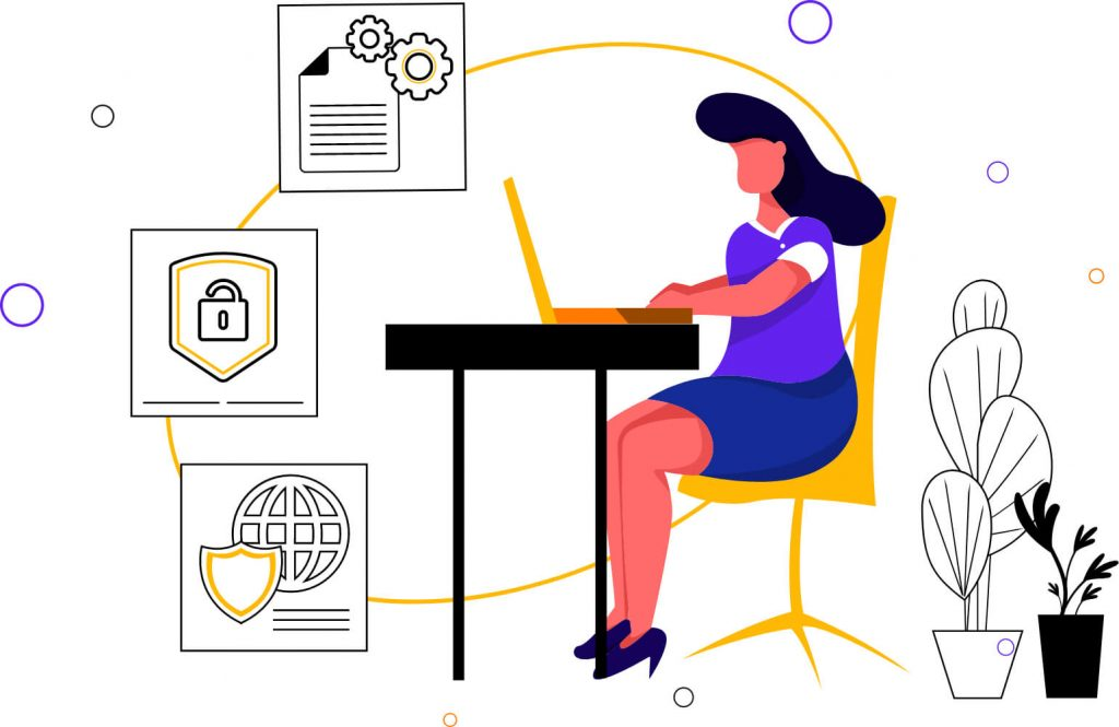 copyrights benefit nearshoring illustration