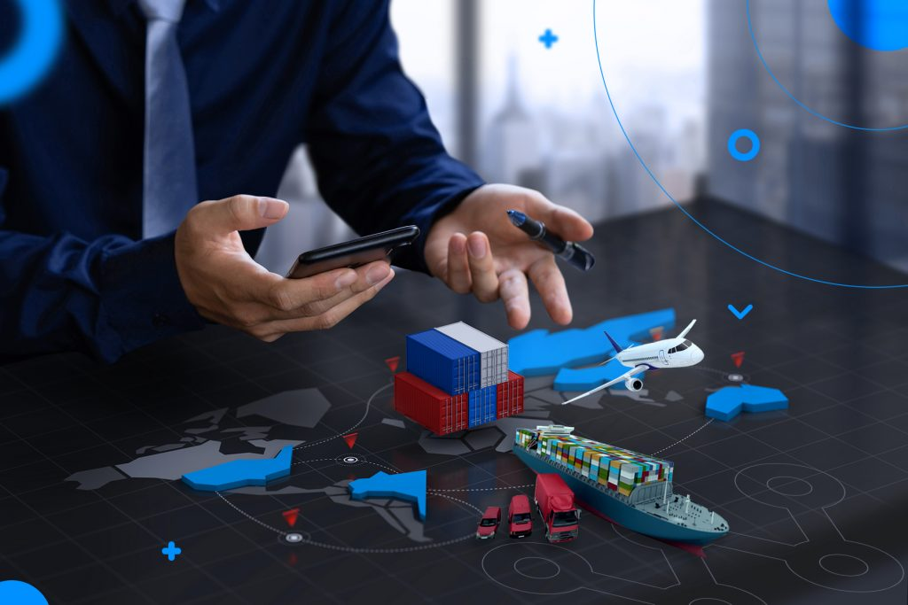 using a custom tms to manage supply chain operations