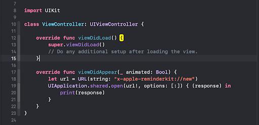syntax highlighting and bracket matching